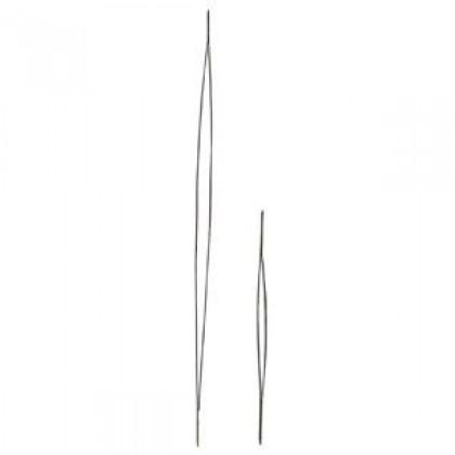 Beads, Big Eye Beading Needle, 76-103mm, SELECT YOUR SIZE, Diy, L1-02582