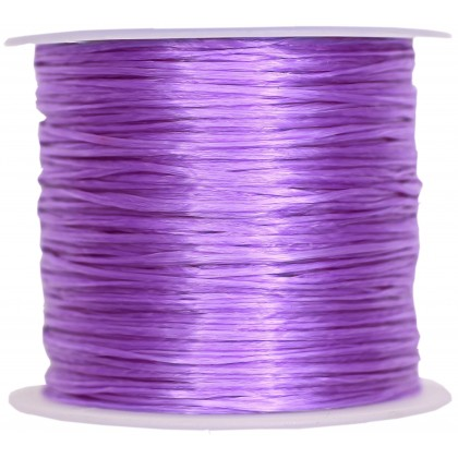 Beads, Stringing Material, 0.8mm, SELECT YOUR COLOUR, Elastic String, Diy, ST-00225