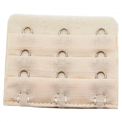 Back Bra Extender, 3 Hooks 3 Rows, Bra Extension Strap, 3 Hooks Bra Tight