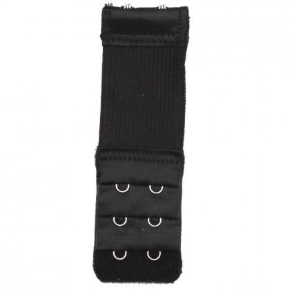 Back Elastic Bra Extender 2 Hooks 3 Rows Bra Extension Strap 2 Hooks Bra tight